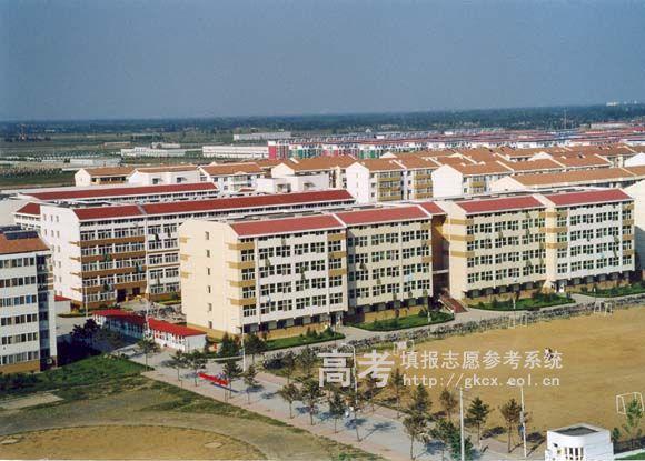 华北科技学院学生公寓