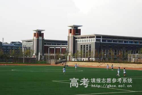 云南师范大学校园一角