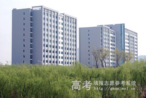 青岛理工大学琴岛学院东区学生宿舍