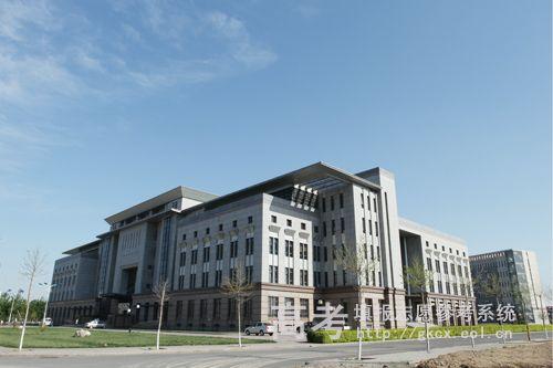 天津商业大学学校图书馆