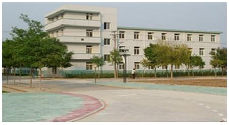 天津冶金职业技术学院校园一角