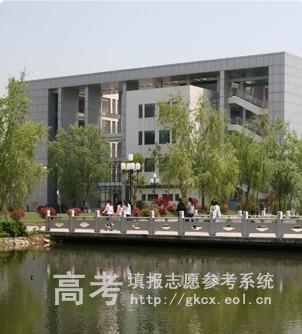 南京医科大学康达学院校园一角