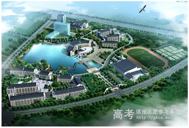 南京旅游职业学院校园一角 校园相册 南京旅游职业学院