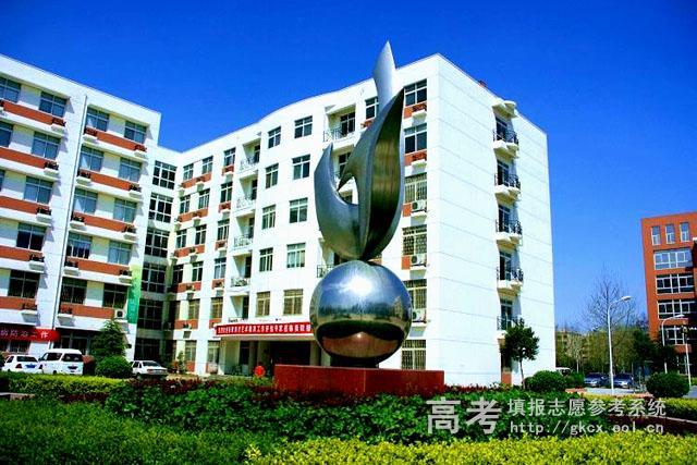 河南交通职业技术学院校园一角