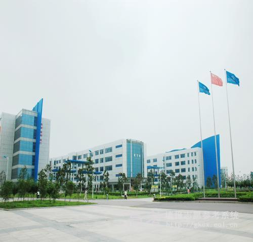 江苏海事职业技术学院教学楼