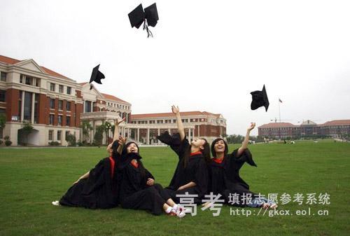 中国传媒大学南广学院校园一角
