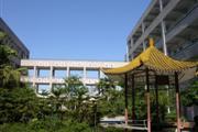 重庆市渝北中学校园环境11
