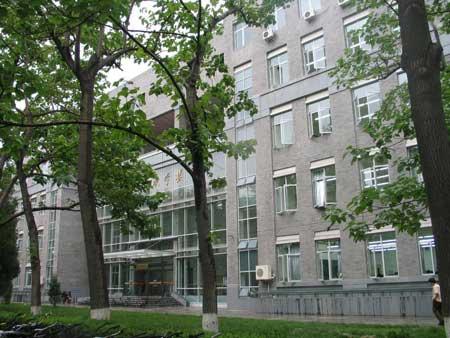 北京师范大学校园环境校园风景6