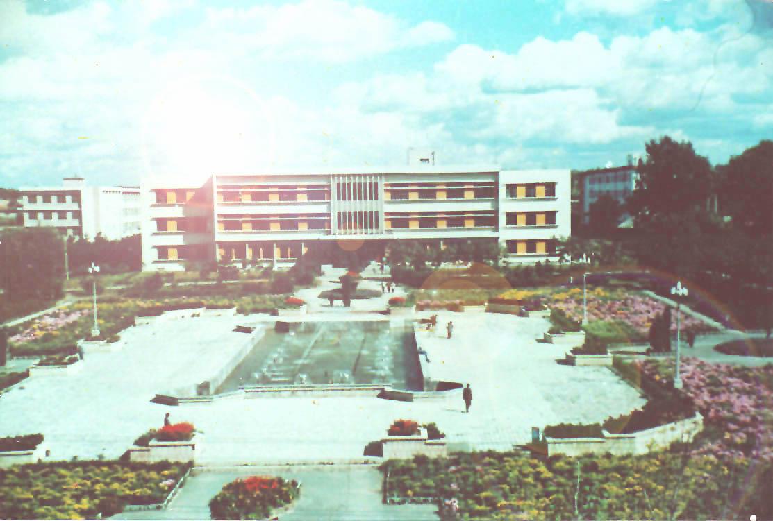 吉林农业大学校园环境006