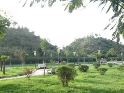 咸阳师范学院校园环境校园环境
