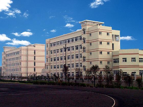 重庆师范大学涉外商贸学院校园环境3