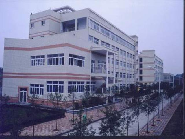 重庆师范大学涉外商贸学院校园环境4