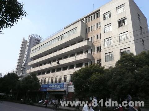 南昌八一电子电脑学校教学实训大楼8
